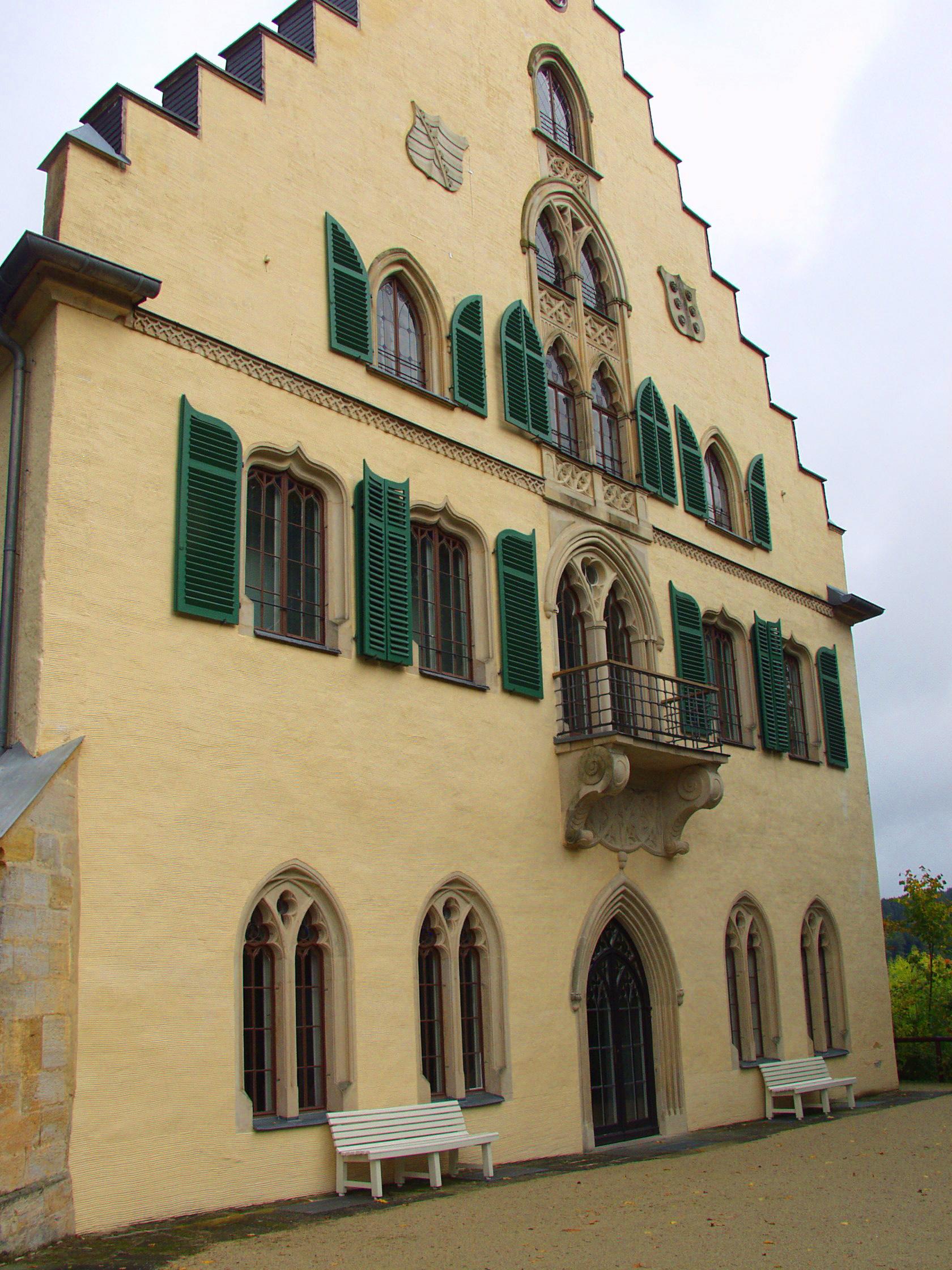 Schlicht + Fischer Ingenieurgesellschaft / Schloss Rosenau, Rödental