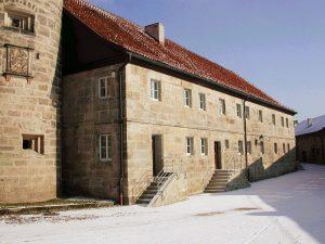 Das Ingenieurbüro Schlicht + Fischer führte für die Bayerische Schlösser- und Seenverwaltung diverse Bau- und Sanierungsmaßnahmen an der Artilleriekaserne der Festung Rosenberg durch