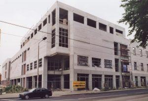 Schlicht + Fischer Ingenieurgesellschaft / Bauprojekt: B1-Center Berlin-Mahlsdorf