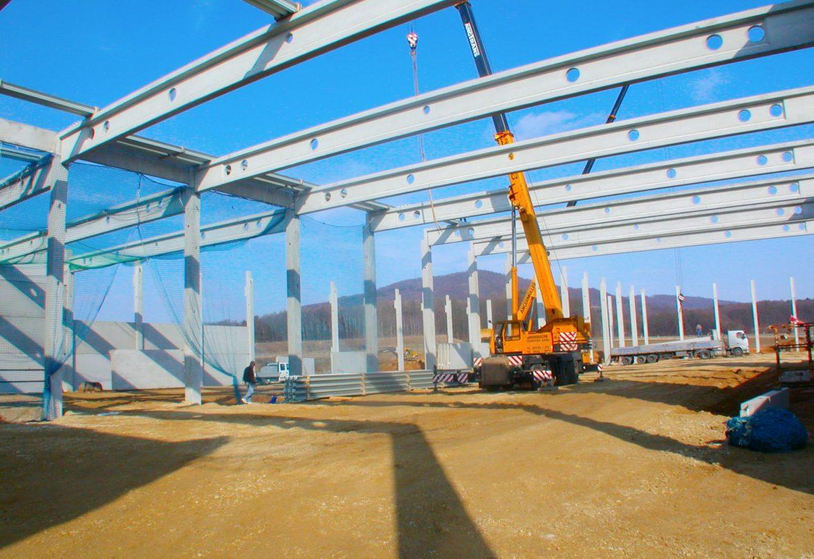 Schlicht + Fischer Ingenieurgesellschaft / Bauprojekt: Firma Horn, Neuses / Küps