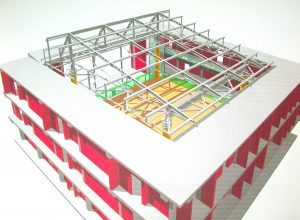 Schlicht + Fischer Ingenieurgesellschaft / Bauprojekt: Realschule RS1 Kronach