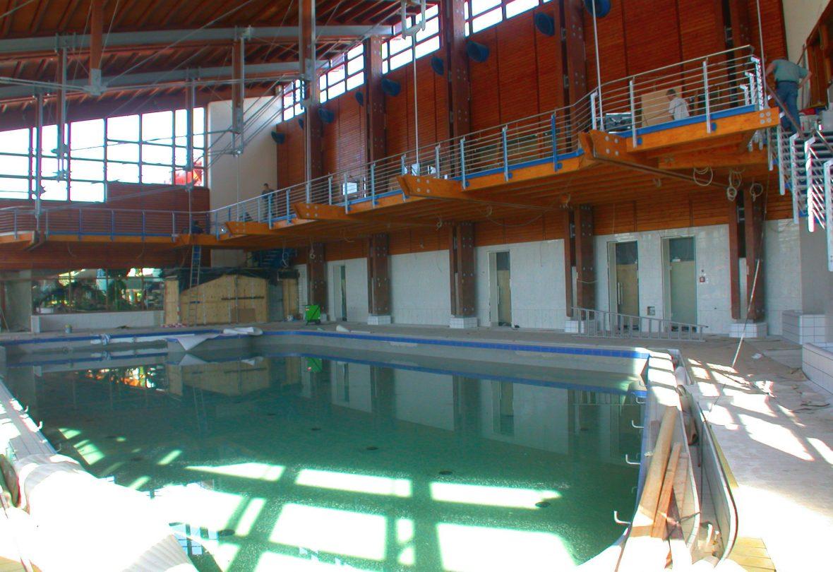 Schlicht + Fischer Ingenieurgesellschaft / Bauprojekt: Thermalsolbad Obermaintherme Bad Staffelstein