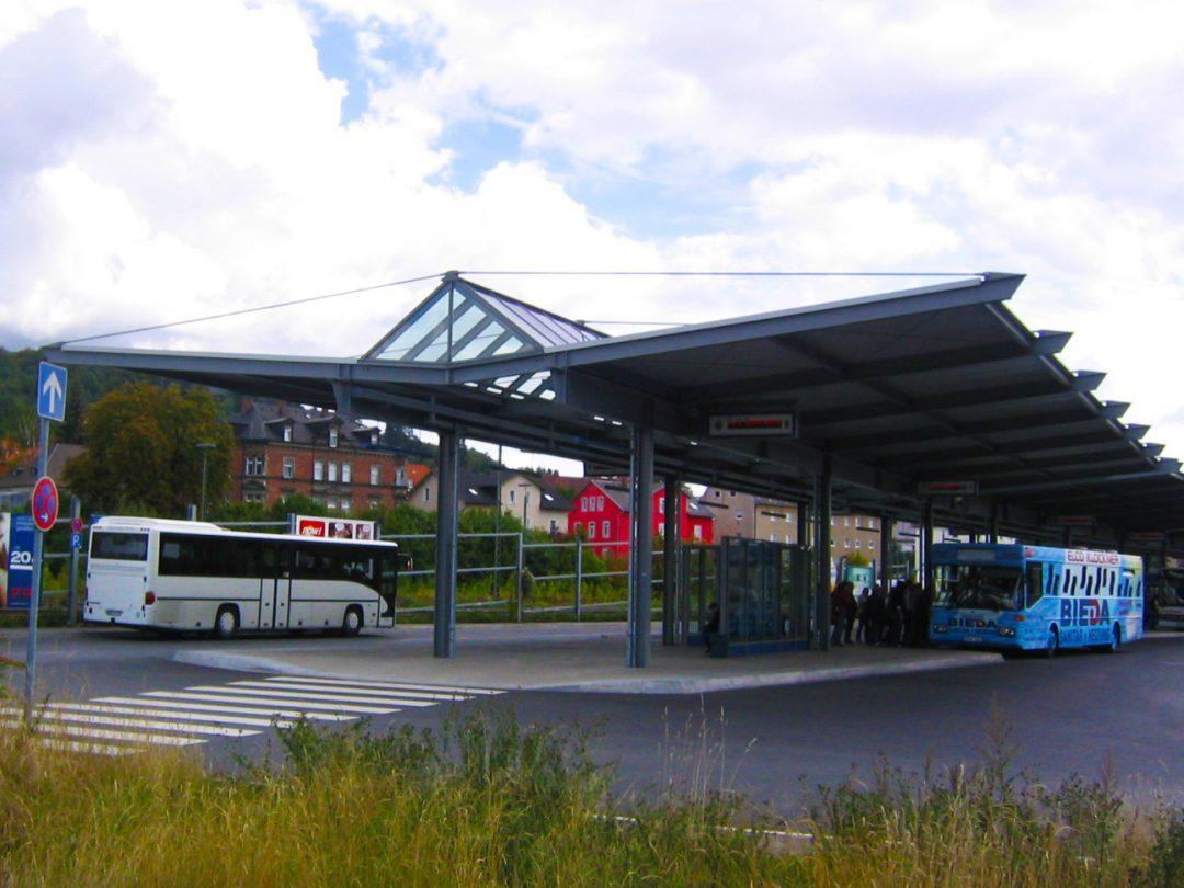Schlicht + Fischer Ingenieurgesellschaft / Bauprojekt: Busdepot Amberg OVF