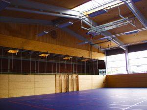 Schlicht + Fischer Ingenieurgesellschaft / Frankenlandhalle Ebersburg Coburg