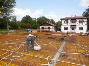 Schlicht + Fischer Ingenieurgesellschaft / Kreiskulturraum
