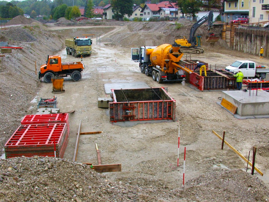 Schlicht + Fischer Ingenieurgesellschaft / Oberland-Center Miesbach