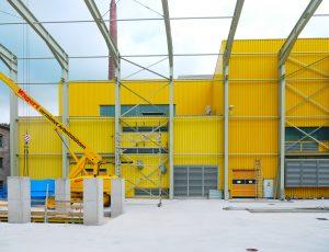 Schlicht + Fischer Ingenieurgesellschaft / Produktionsgebäude Heinz-Glas