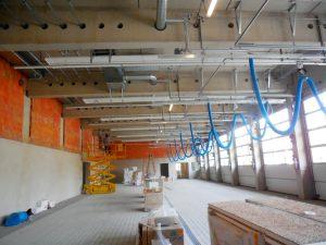 Schlicht + Fischer Ingenieurgesellschaft / Neubau Feuerwehr Kronach