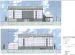 Neubau eines Logistik-Lagers                        für  Fa. Hasch in Wolfratshausen